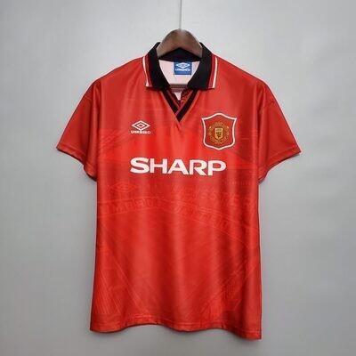 Manchester United Home 1994-96 Retro Jersey