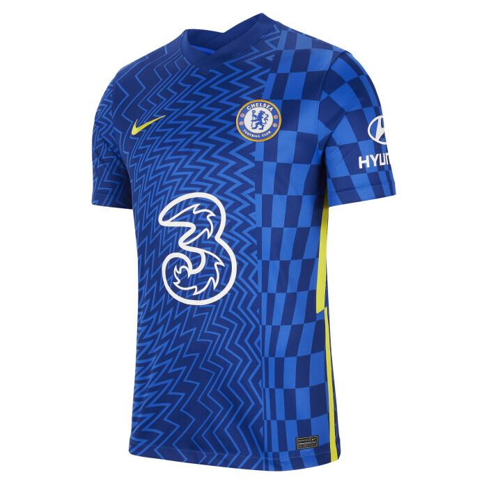 Chelsea Home Jersey Shirt 2021-22
