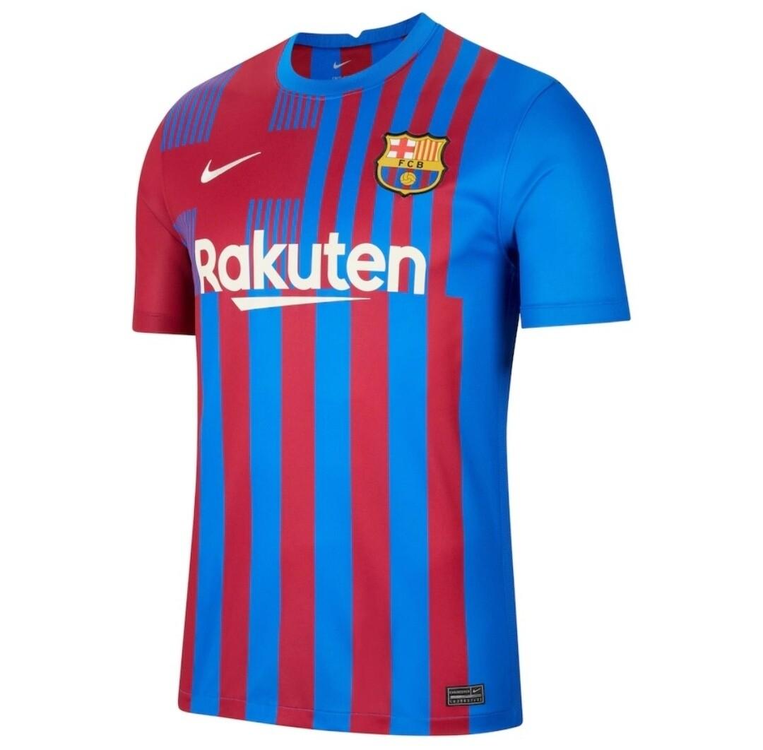 Barcelona Home Shirt 2021-22