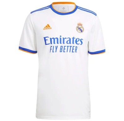 Real Madrid CF Home Jersey 2021-22