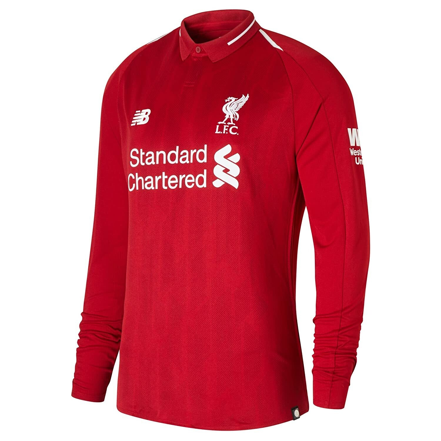Liverpool FC 2018-19 Home Jersey Full Sleeves