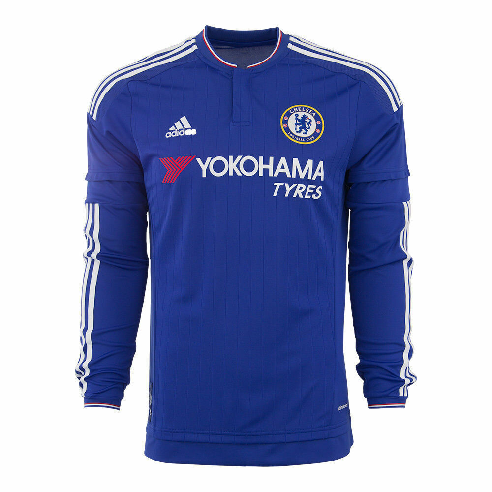 Chelsea FC 2015-16 Home Jersey Full Sleeves