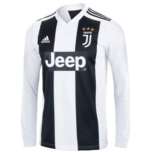 Juventus FC 20118-19 Home Jersey Full Sleeves