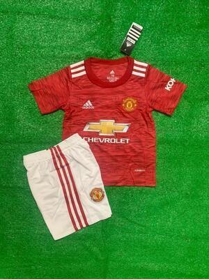 Manchester United Kids Jersey Set