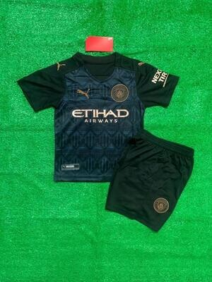 Manchester City Kids Jersey Set