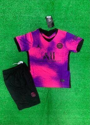 PSG Kids Jersey Set