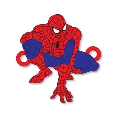 Spiderman Rakhi with Fridge Magnet and Pin