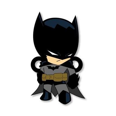 Batman Rakhi with Fridge Magnet and Pin