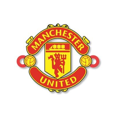 Manchester United Rakhi with Fridge Magnet and Pin