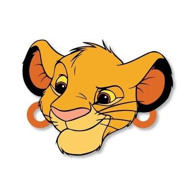 Simba Rakhi with Fridge Magnet and Pin