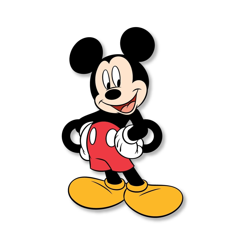 Mickey Rakhi with Fridge Magnet and Pin