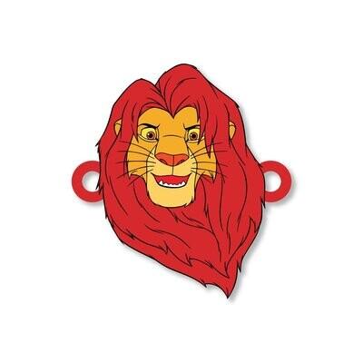 Lion King Musafa Rakhi with Fridge Magnet and Pin