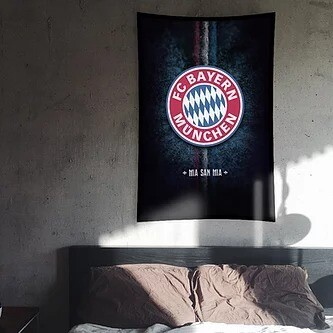 Bayern Munich Flag (UV reactive)
