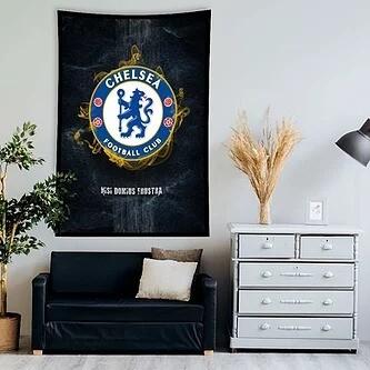Chelsea Flag (UV reactive)