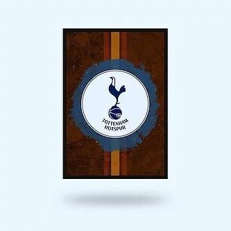 Tottenham Hotspur Flag (UV reactive)