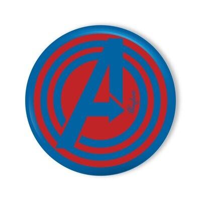 Avengers Wooden Fridge Magnet