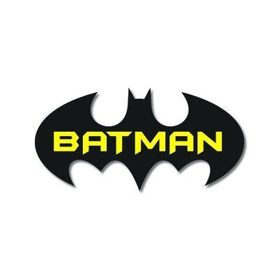 Batman Wooden Fridge Magnet