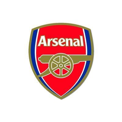 Arsenal Wooden Fridge Magnet