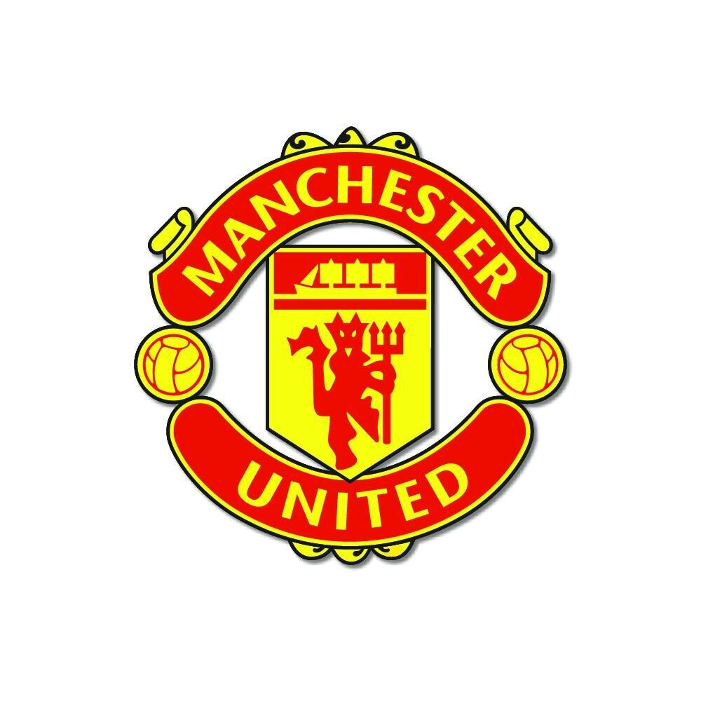 Manchester United Wooden Fridge Magnet
