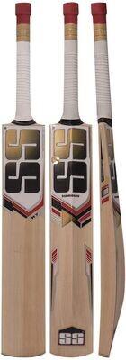 SS Kashmir Willow Leather Ball Cricket Bat