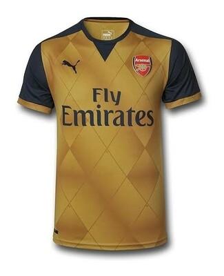 Arsenal Away 2015-16