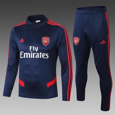 Arsenal Blue Training Suit