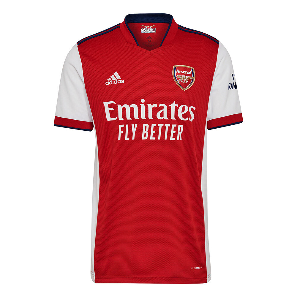 Arsenal Home Jersey 2021-22