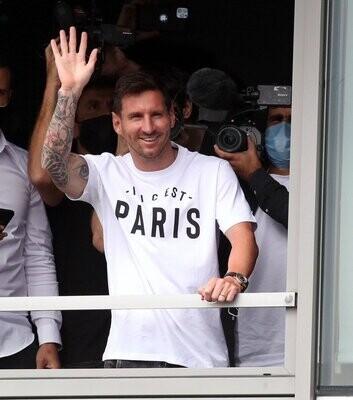 ICI C'EST PARIS Messi T-Shirt
