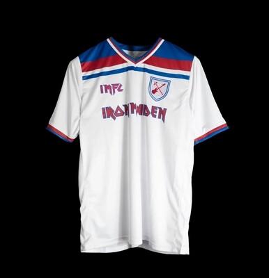 Iron Maiden Retro Football Jersey