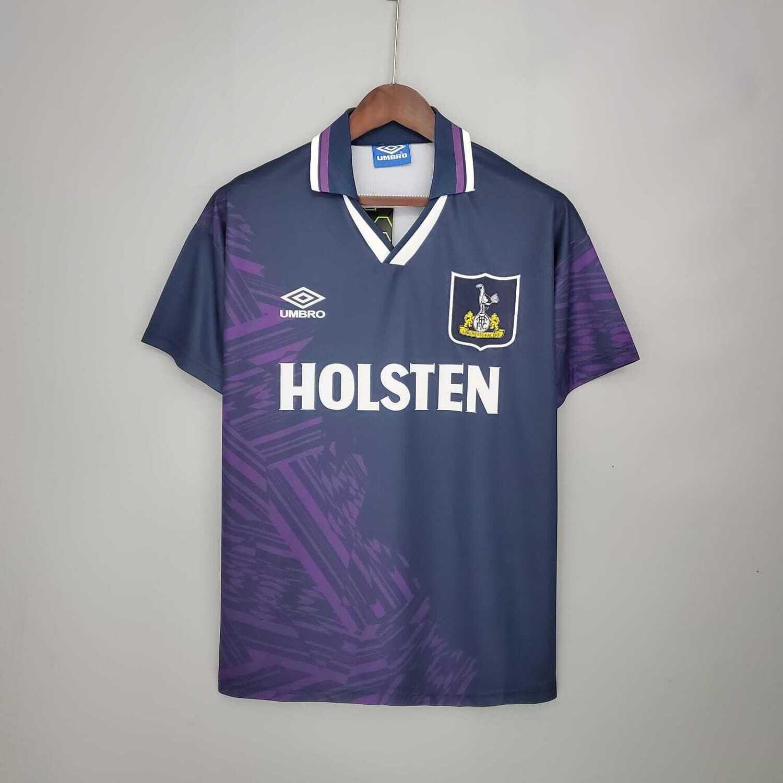 Tottenham Hotspurs 1994-95 Retro Away Jersey [Pre-paid Only]