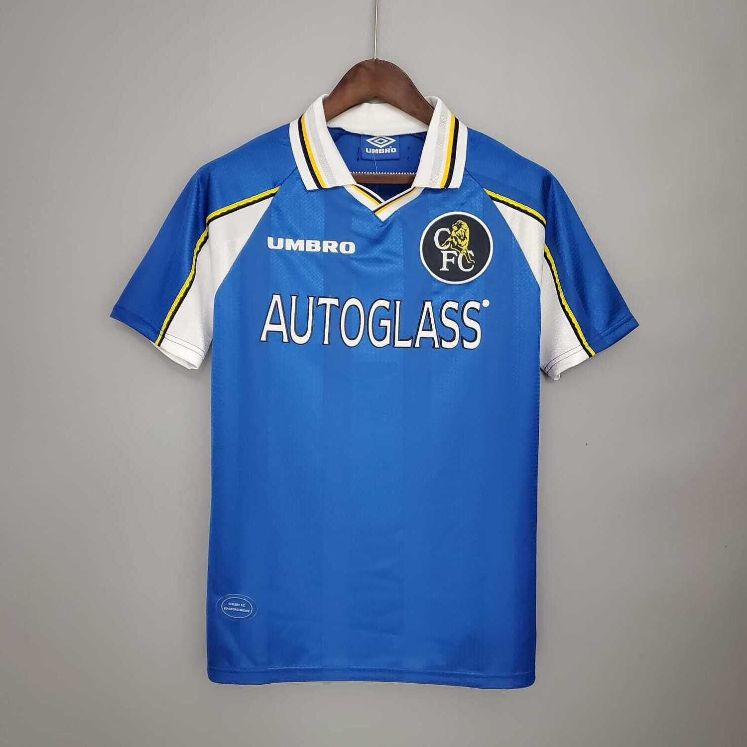 Chelsea 1997-99 Retro Home Jersey [Pre-paid Only]