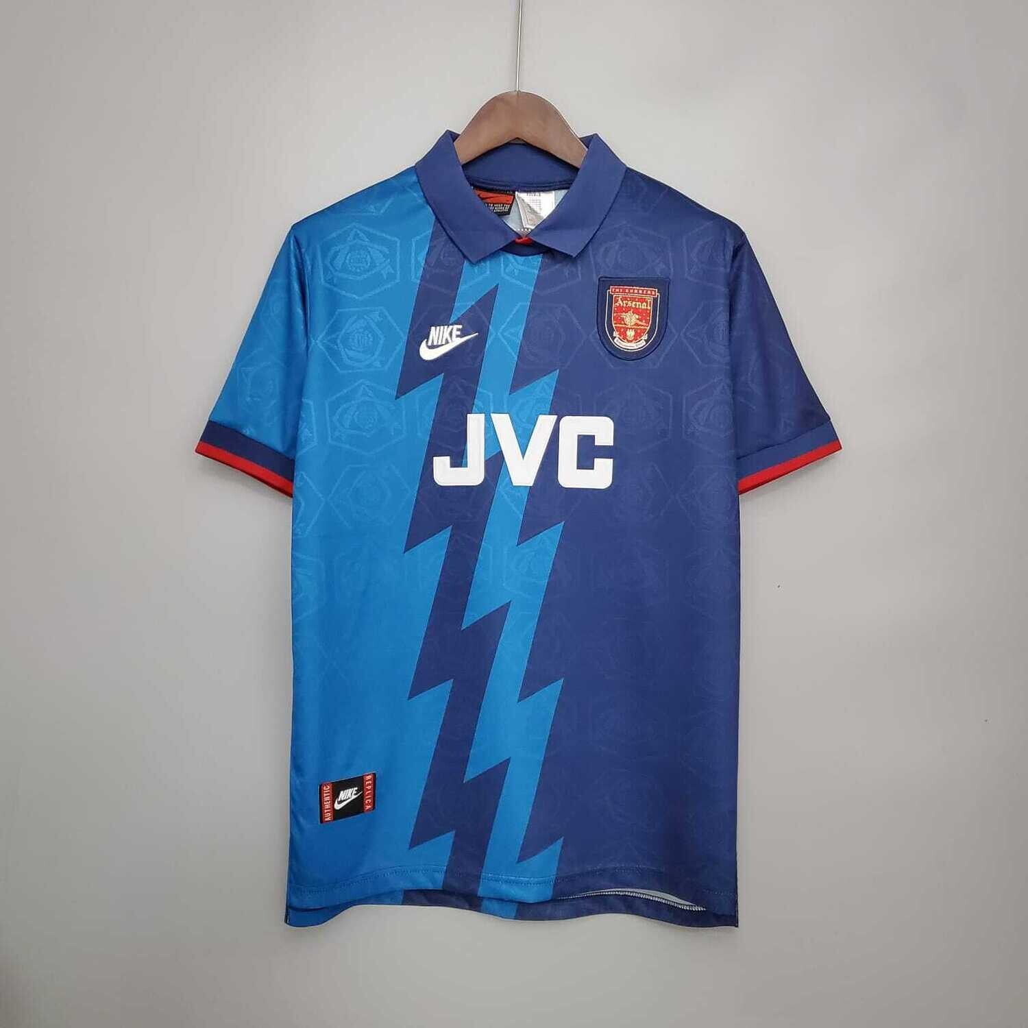 Arsenal 1995-96 Retro Away Jersey [Pre-paid Only]