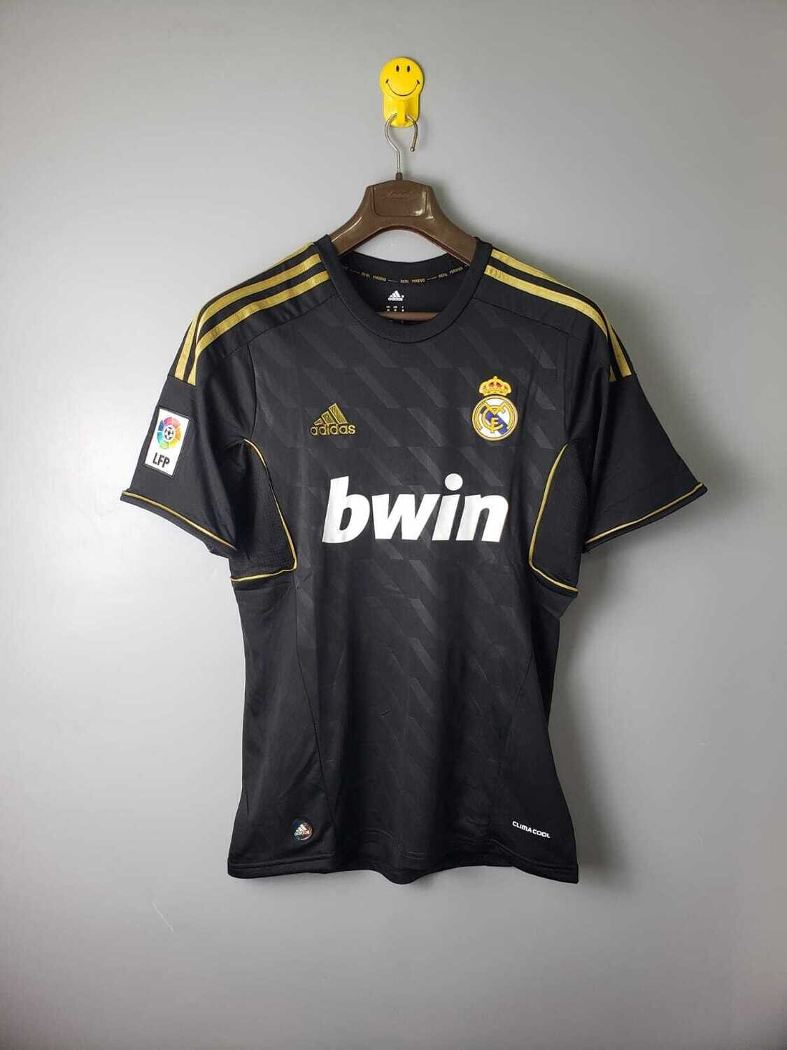 Real Madrid 2011-12 Away Jersey [Pre-paid Only]