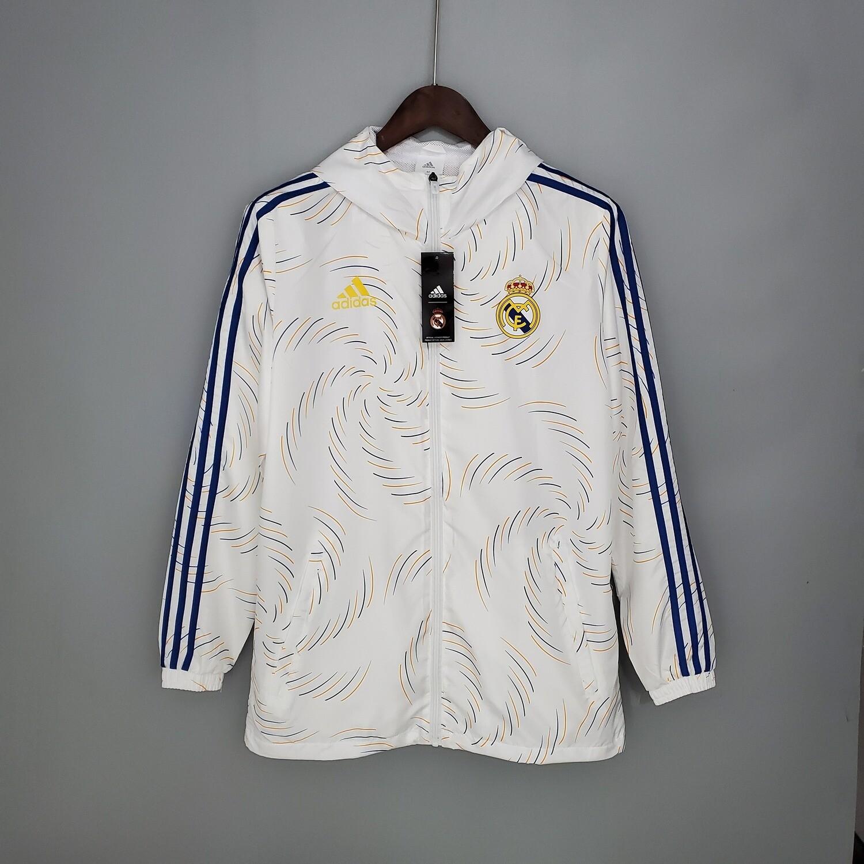 Real Madrid Windbreaker Jacket 2021-22 [Pre-paid only]