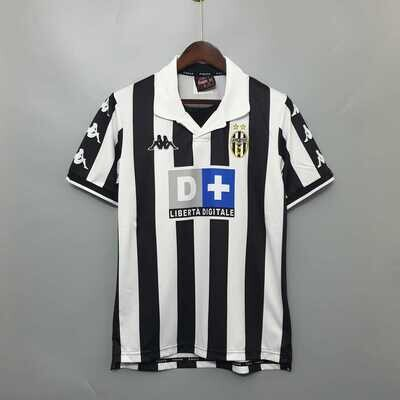 Juventus 1999-2000 Retro Home Jersey [Pre-paid Only]