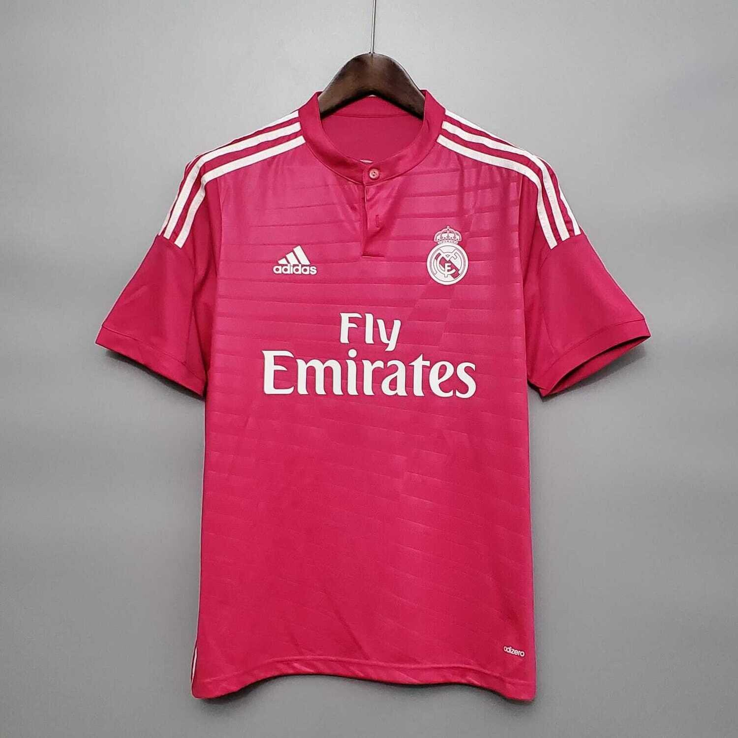 Real Madrid 2014-15 Away Jersey [Pre-paid Only]