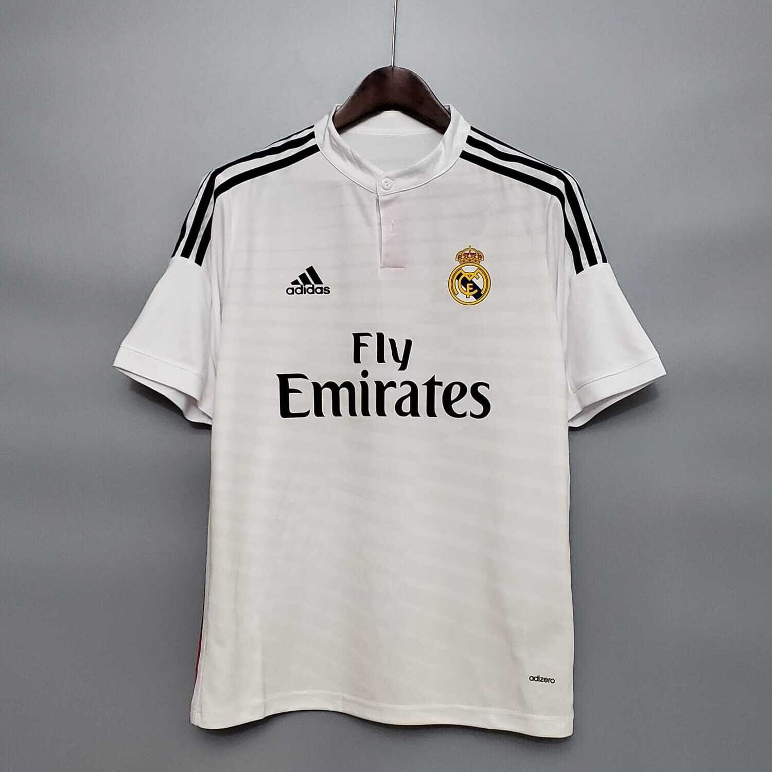 Real Madrid 2014-15 Home Jersey [Pre-paid Only]