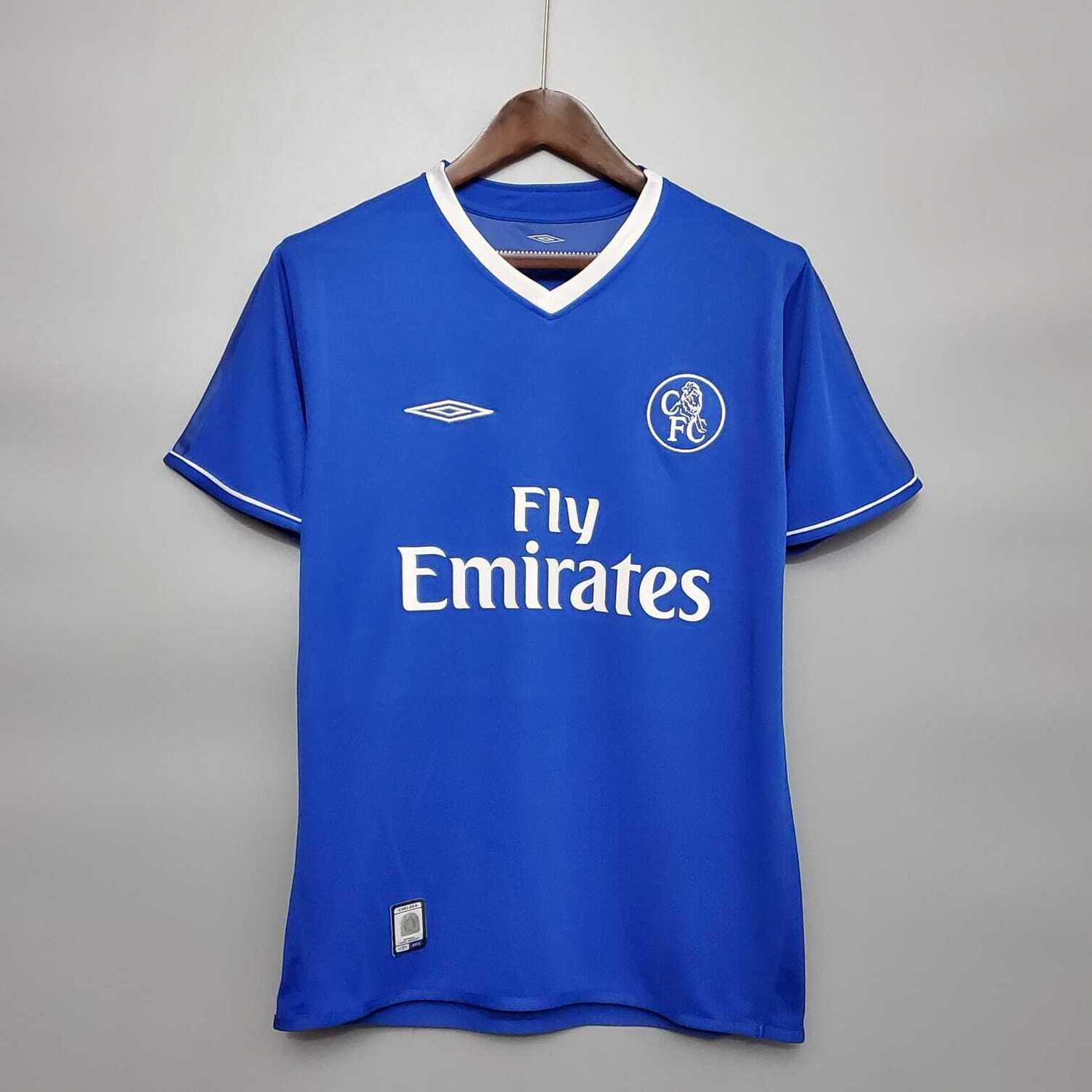 Chelsea 2003-05 Retro Home Jersey [Pre-paid Only]