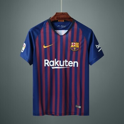 Barcelona 2018-19 Home Jersey [Pre-paid Only]