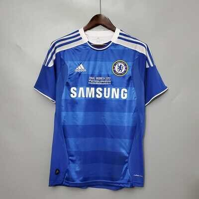 Chelsea 2011-12 Home Jersey [Pre-paid Only]