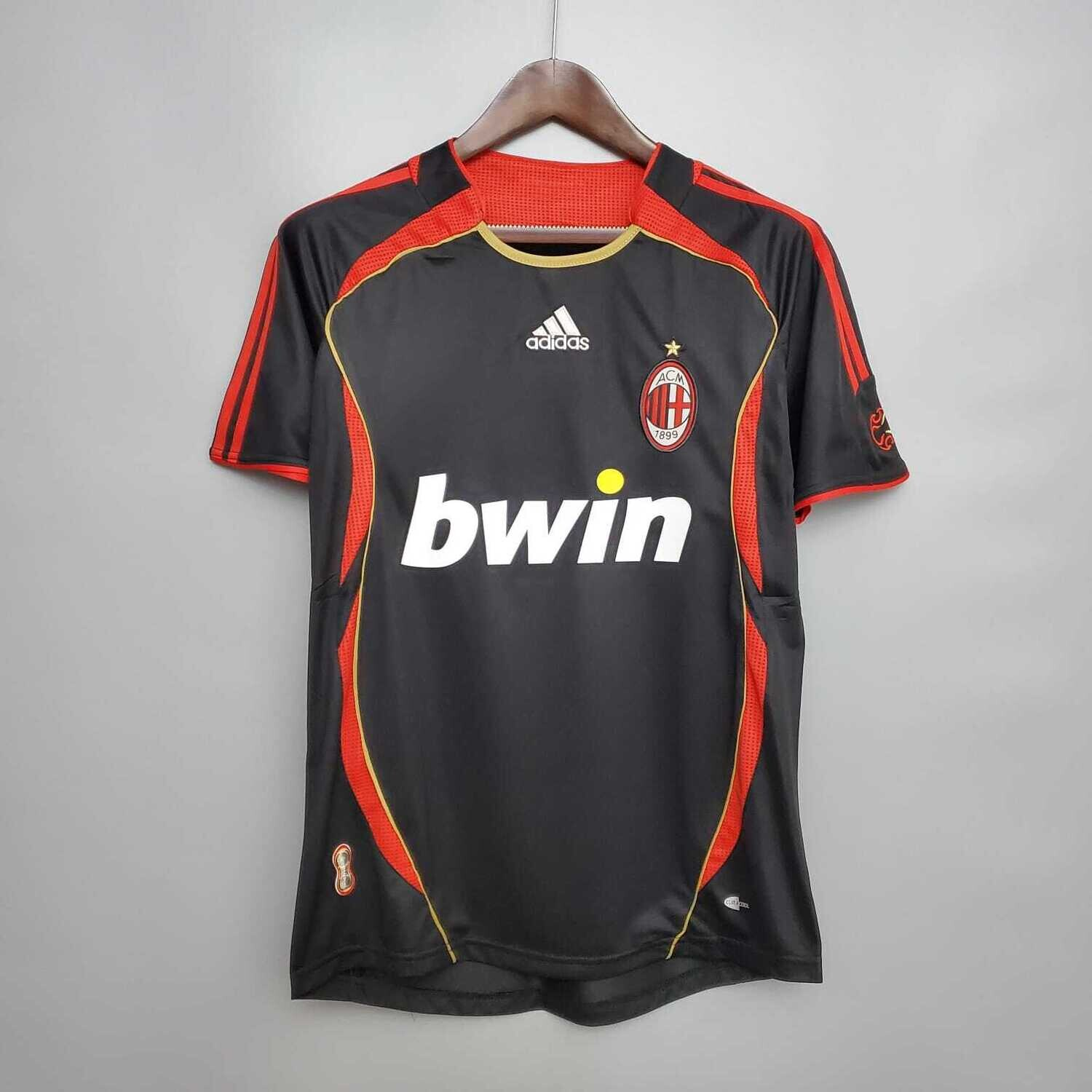 AC Milan 2006-07 Retro Third Jersey [Pre-paid Only]
