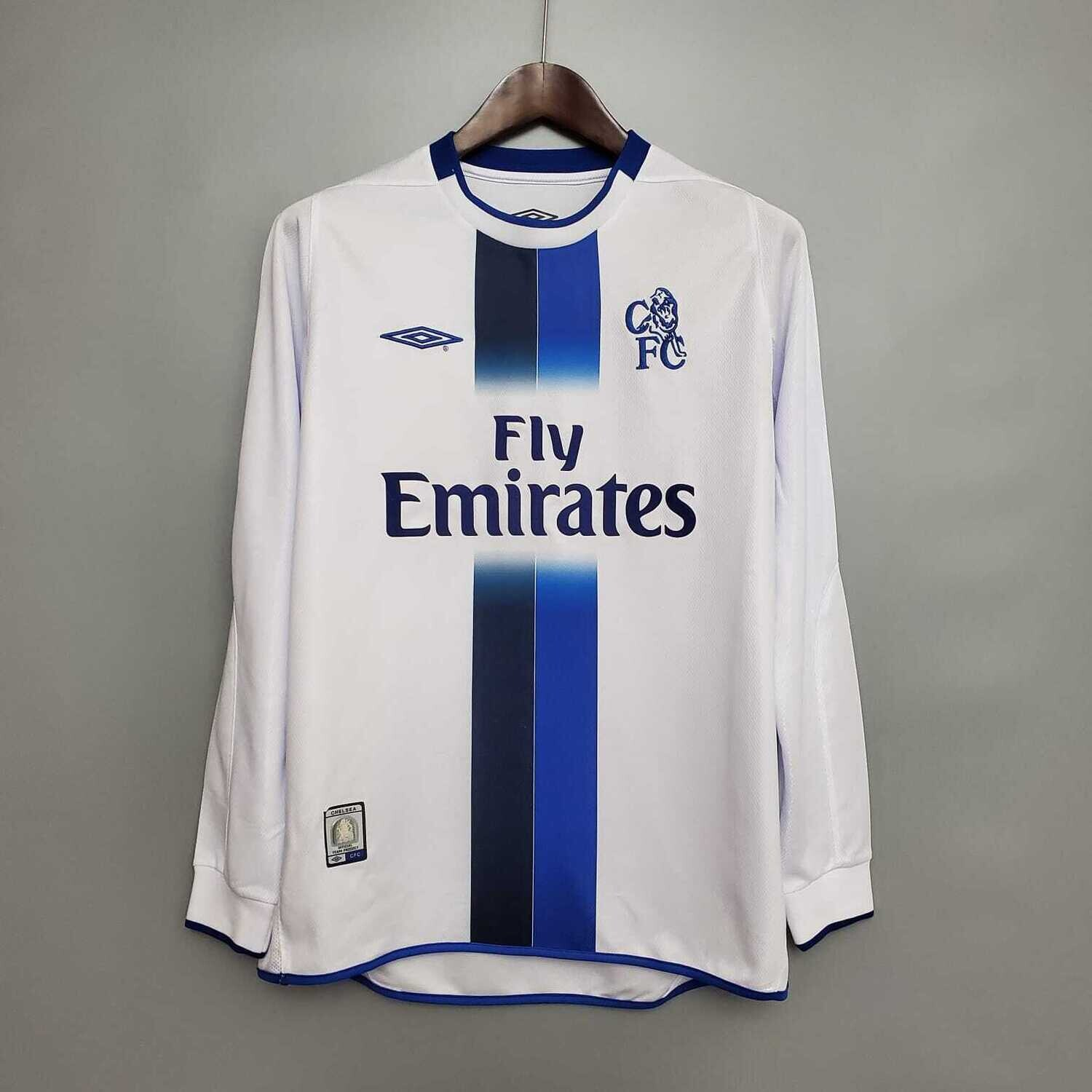 Chelsea 2003-05 Retro Away Full Sleeves Jersey [Pre-paid Only]