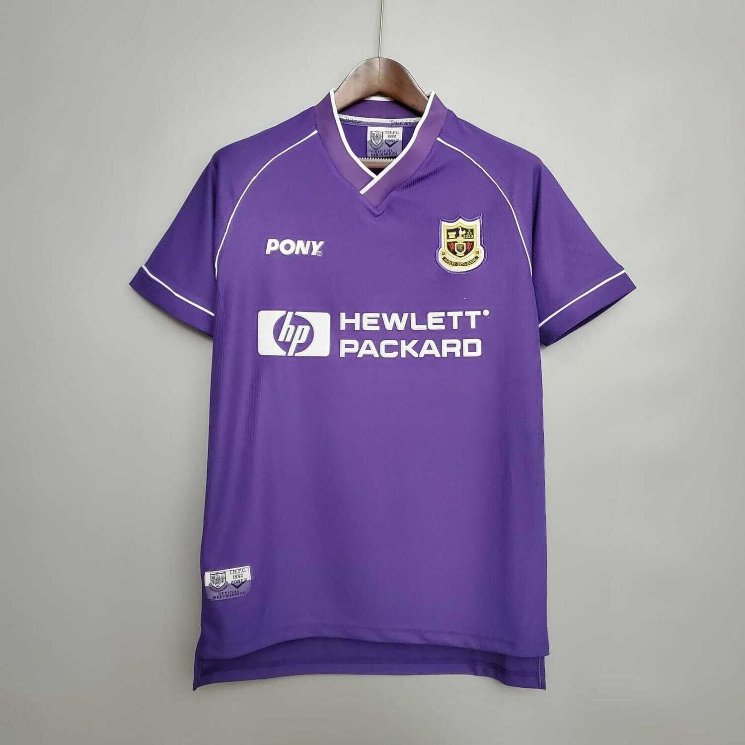 Tottenham Hotspur 1998-99 Retro Away Jersey [Pre-paid Only]