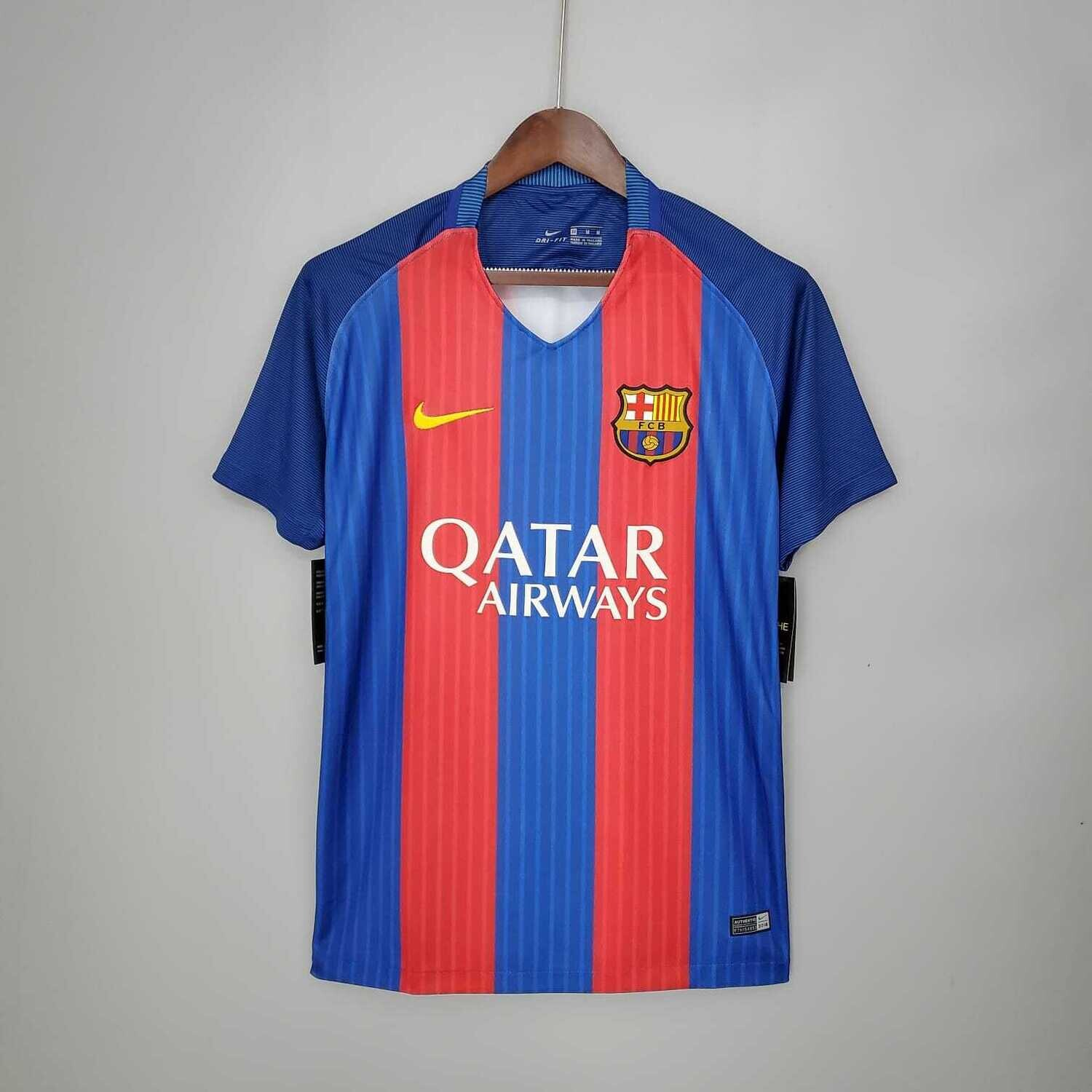 Barcelona 2016-17 Home Jersey [Pre-paid Only]