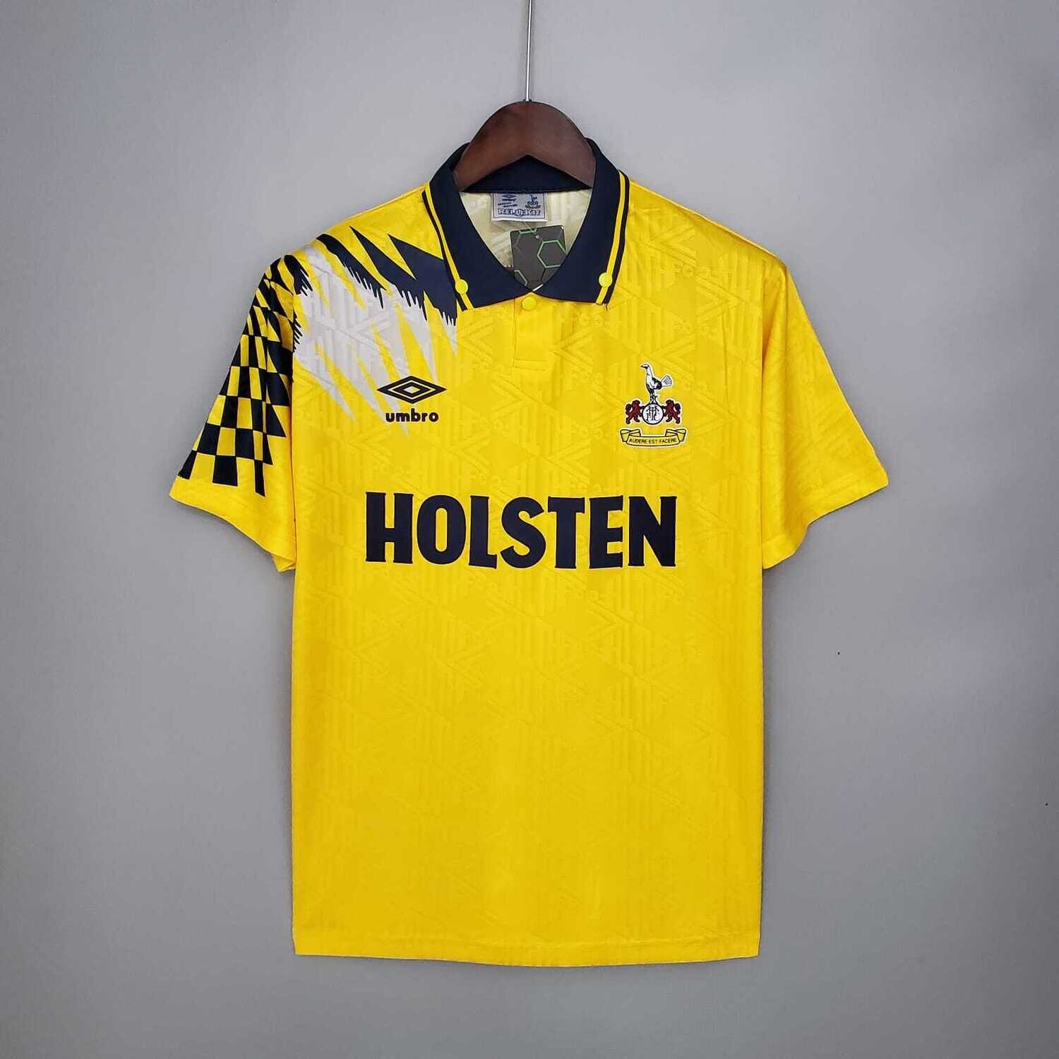 Tottenham Hotspur 1991-95 Retro Away Jersey [Pre-paid Only]