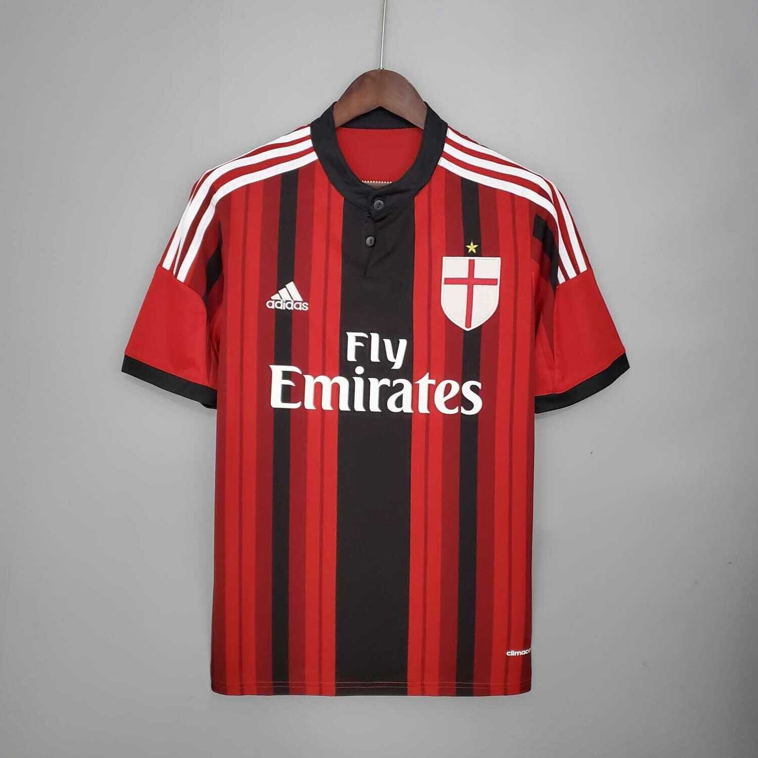 AC Milan 2014-15 Home Jersey [Pre-paid Only]