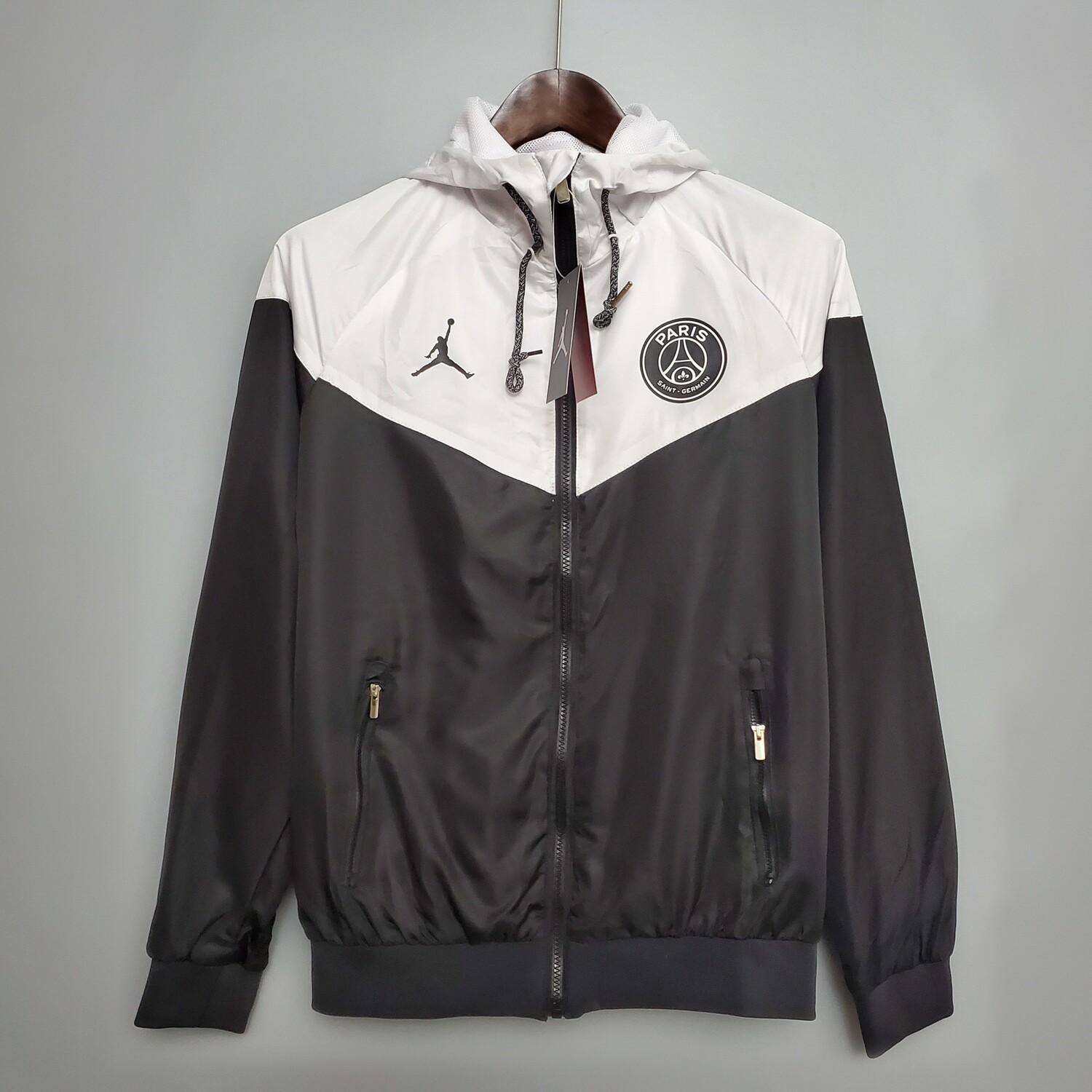 PSG Classic Style Windbreaker 2021-22 [Pre-paid only]