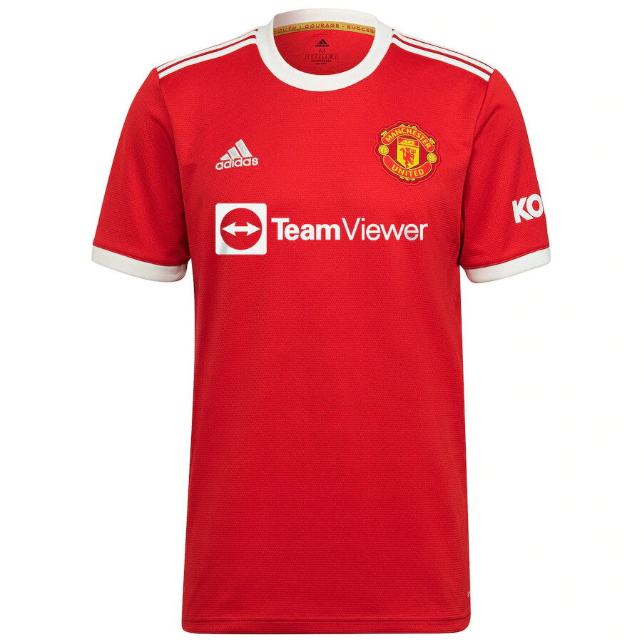 Manchester United Home 2021-22 [Pre-paid Only]