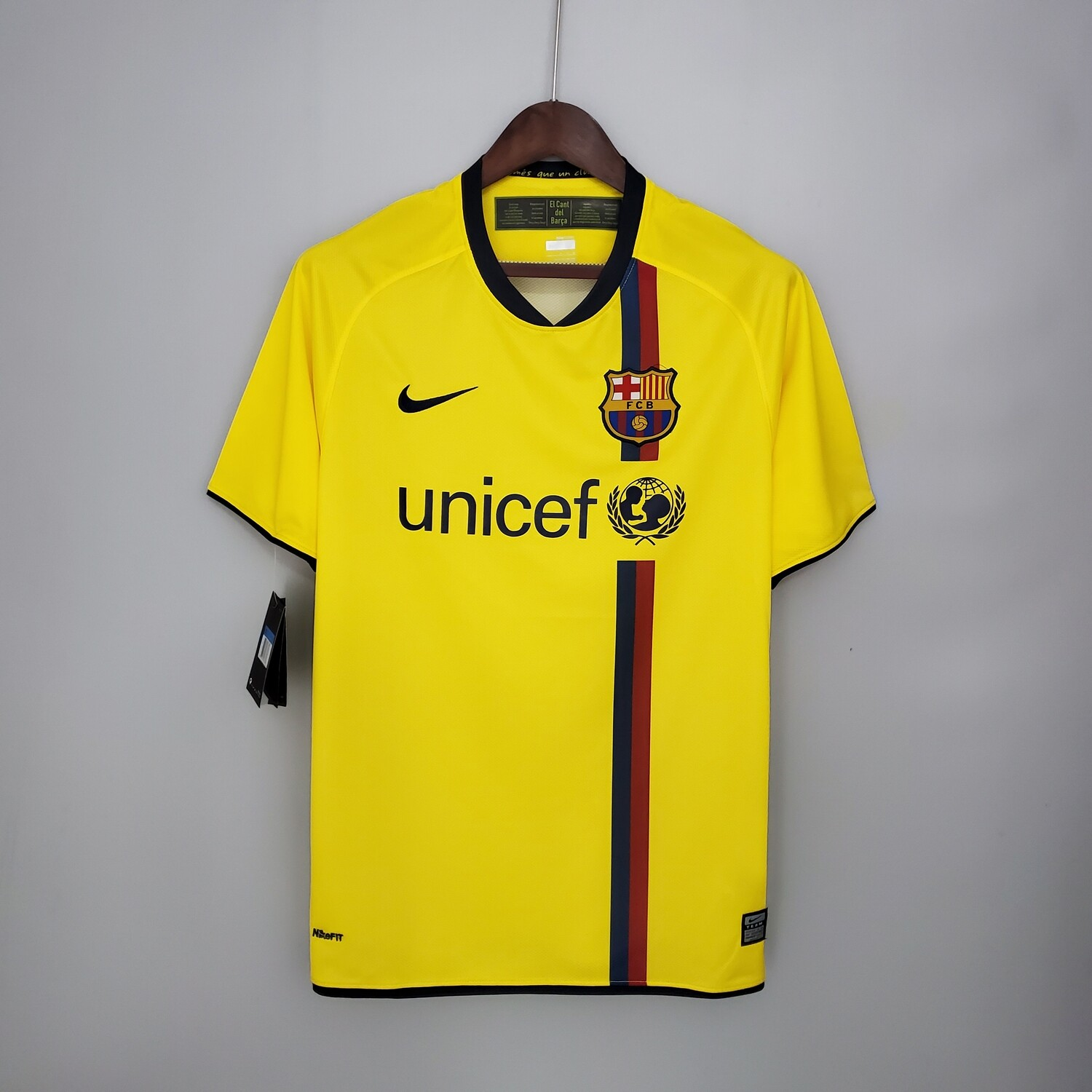 Barcelona 2008-09 Retro Away Jersey [Pre-paid Only]