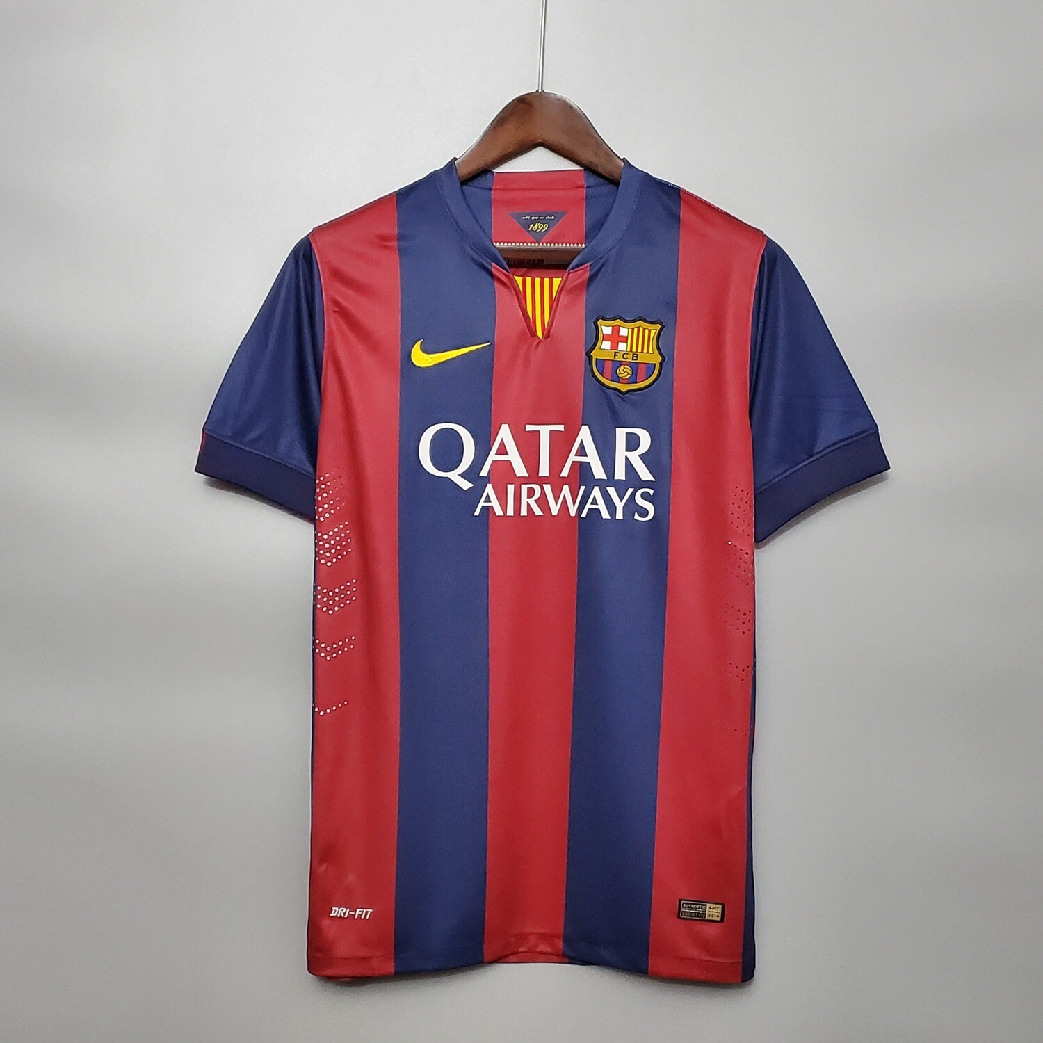 Barcelona 2014-15 Home Jersey [Pre-paid Only]